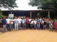 01º Concurso de Produtividade do Milho na Comunidade de Carvalhais e adjacências