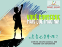 21 de Setembro - Dia nacional da luta das pessoas com deficiência