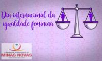 26 de Agosto - Dia Internacional da Igualdade Feminina