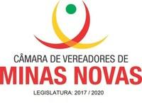 Convite - 01ª Reunião Ordinária da Câmara Municipal de Minas Novas (Exercício de 2019)