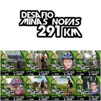 DESAFIO MINAS NOVAS 291KM DE CICLISMO