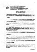 """Edital de Leilão nº 01/2019 - Ref. Processo nº 01/2019 (Escola Estadual """"Dr. Agostinho da Silva Silveira"""")"""