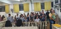 Formatura dos alunos da 02ª turma do Curso de Informática do CAC (Centro de Atendimento ao Cidadão) da Câmara Municipal de Minas Novas