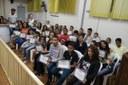 Formatura dos alunos do Curso de Informática do CAC - Centro de Atendimento ao Cidadão