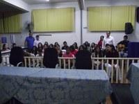 Formatura dos alunos do Curso de Informática do CAC (Centro de Atendimento ao Cidadão), da Câmara Municipal de Minas Novas