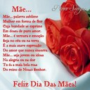 Homenagem da Câmara de Vereadores de Minas Novas a todas as mães
