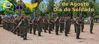 Homenagem da Câmara de Vereadores de Minas Novas a todos os Soldados
