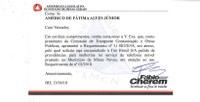Informativo do Vereador Américo Júnior (Merquim)