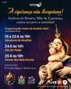 Programação da Festa do Rosário em Minas Novas - 2021