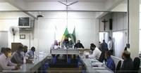 22ª Reunião Ordinária da Câmara Municipal de Minas Novas (Exercício de 2020)