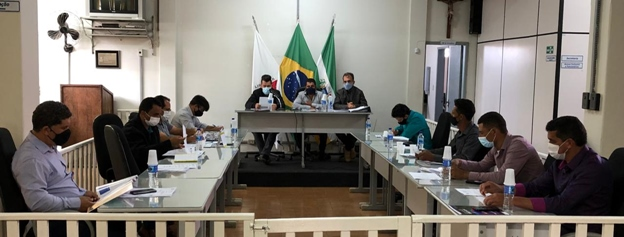 02ª Reunião Extraordinária da Câmara Municipal de Minas Novas (Exercício de 2021)