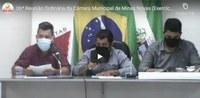 06ª Reunião Ordinária da Câmara Municipal de Minas Novas (Exercício de 2021)
