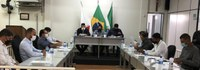 12ª Reunião Ordinária da Câmara Municipal de Minas Novas (Exercício de 2021)